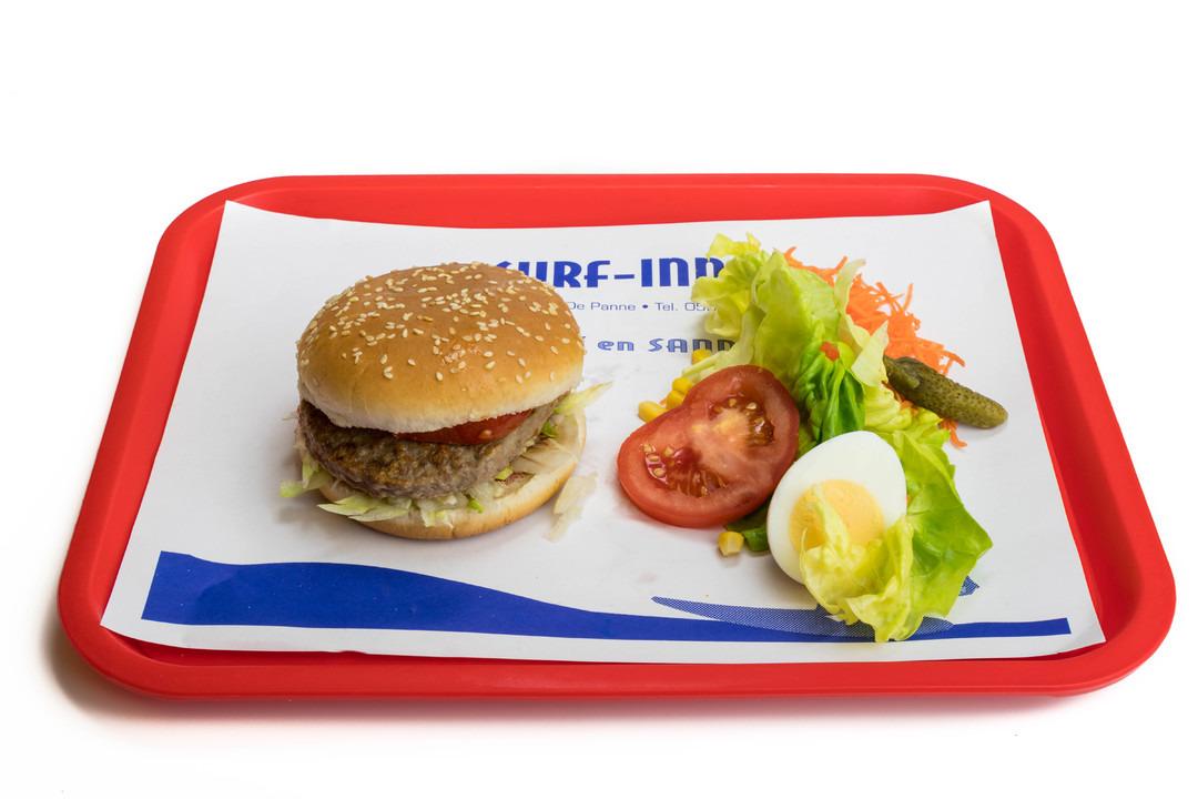 Hamburger - Shopping De Panne