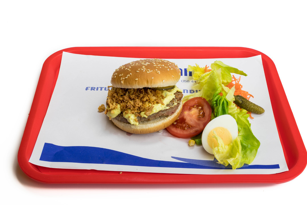 Bicky burger original - Shopping De Panne