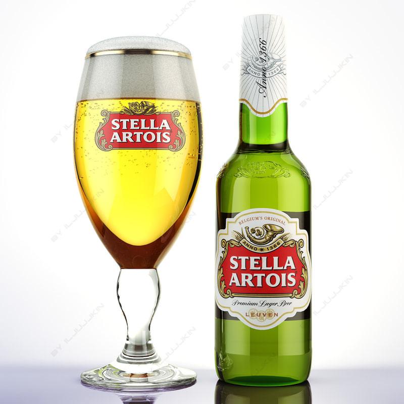 Stella Artois - Shopping De Panne