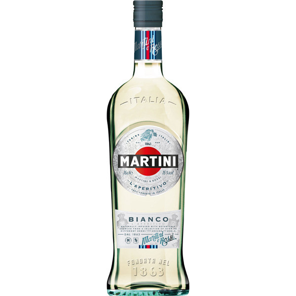 Martini Bianco  - Shopping De Panne