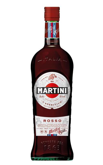 Martini Rosso - Shopping De Panne