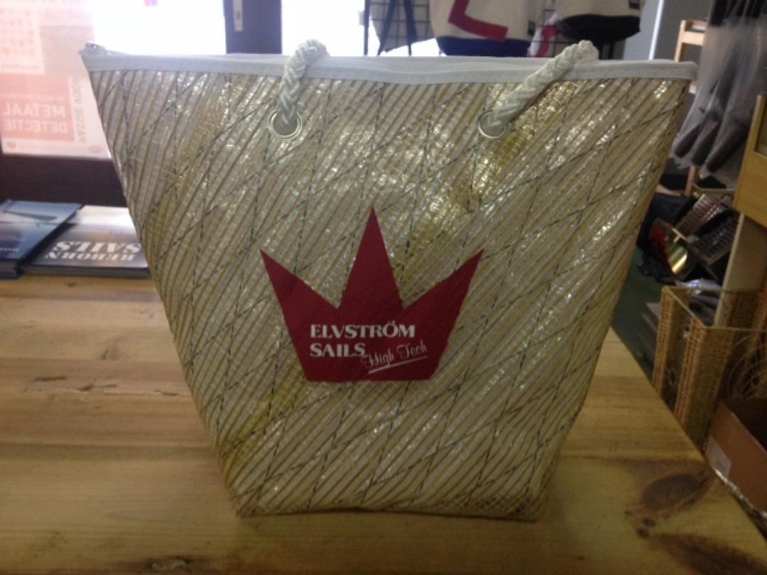 Shopping Bag Kevlar Elvström - Shopping De Panne