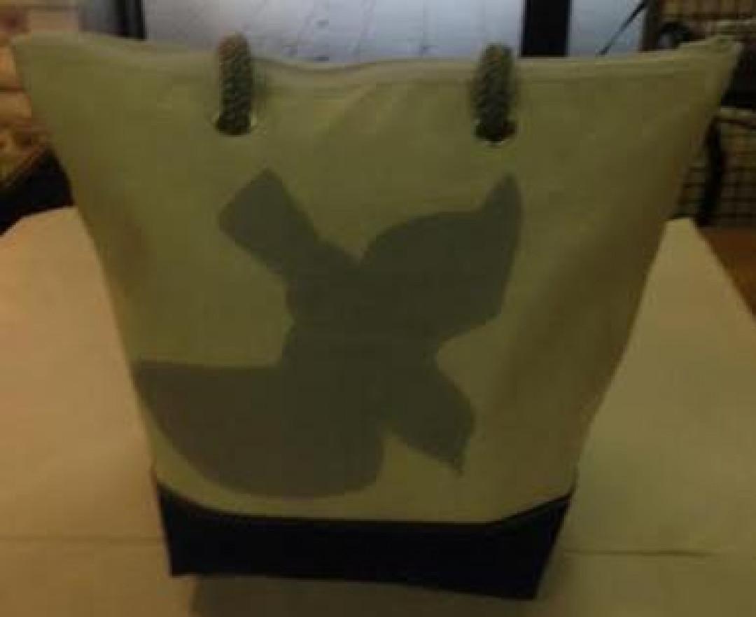 Shopping Bag Zeemeeuw - Shopping De Panne