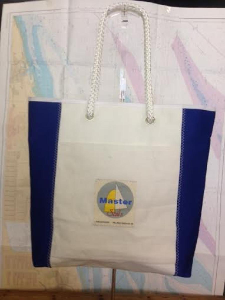 Shopping Bag Master Sails - Shopping De Panne