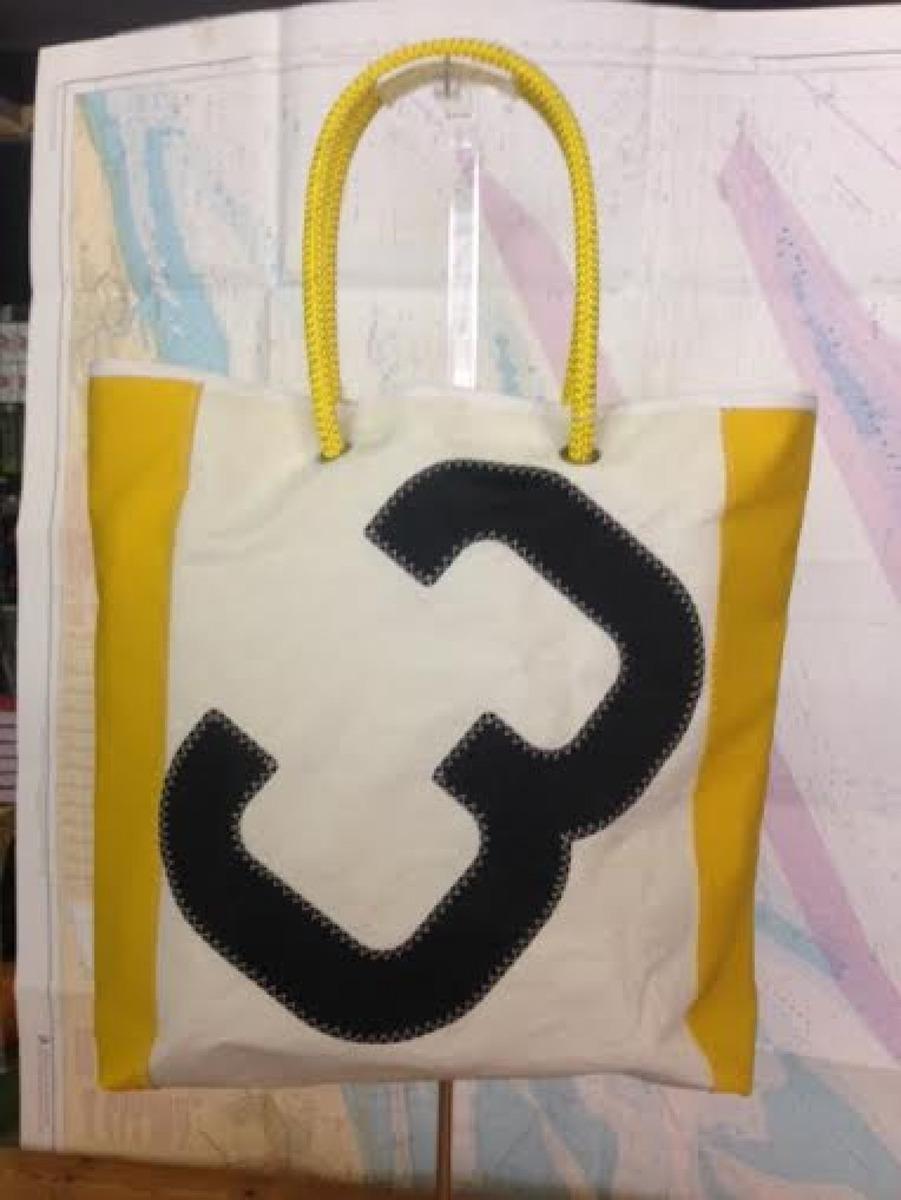 Shopping Bag 3 Zwart  - Shopping De Panne