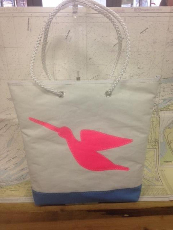 Shopping Bag Roze Snipe - Shopping De Panne