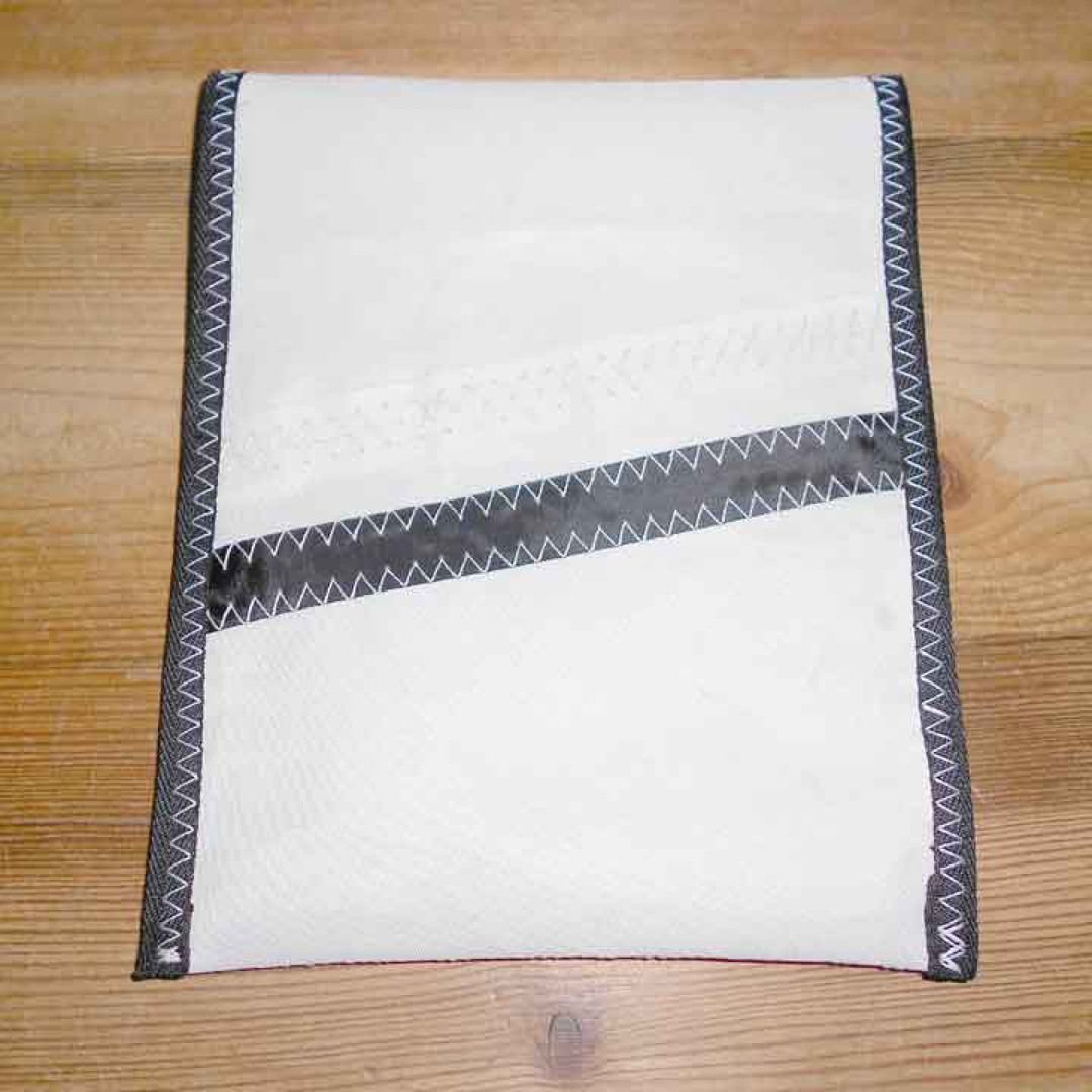Hoes Dacron Ipad Mini (zwarte streep) - Shopping De Panne