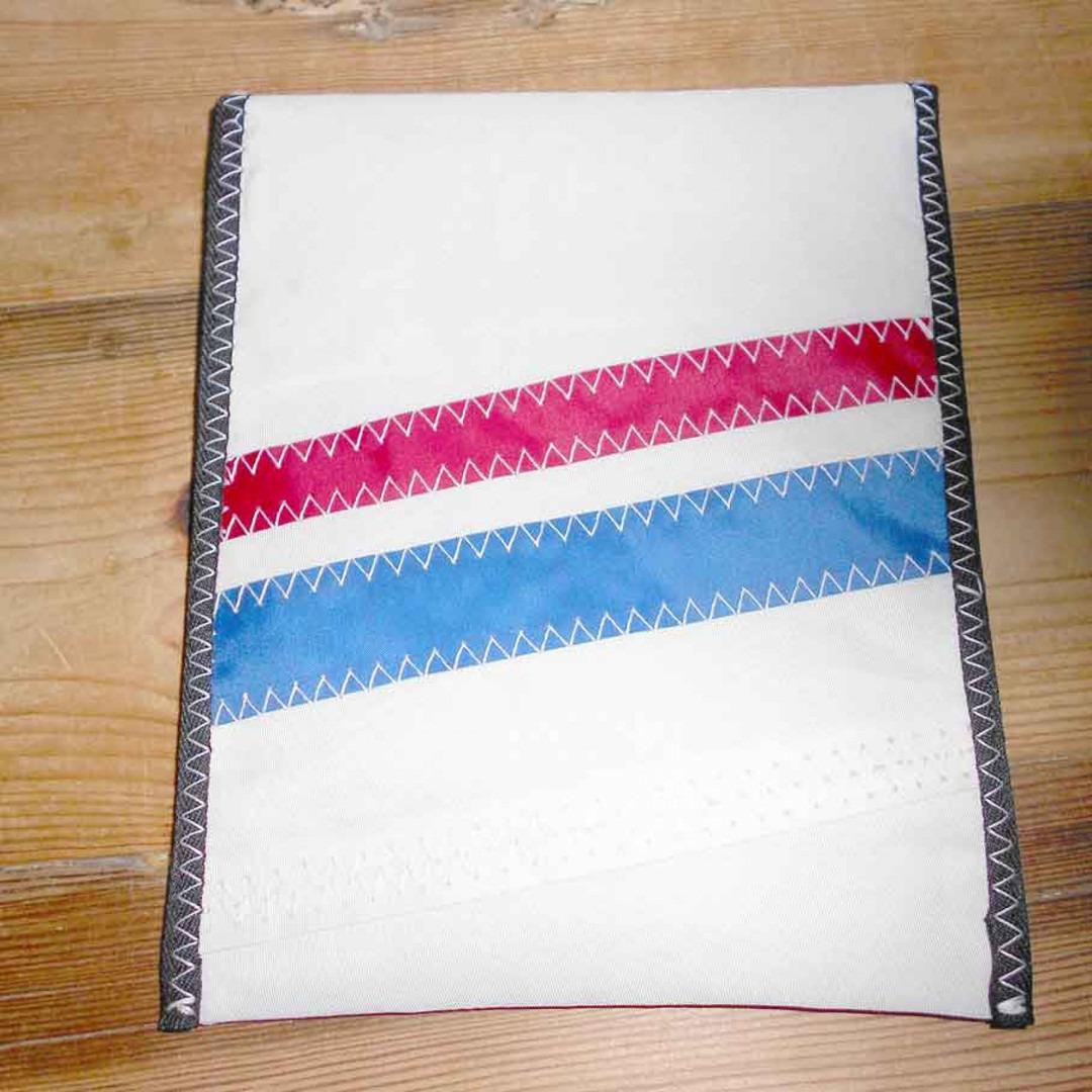 Hoes Dacron Ipad Mini ( strepen) - Shopping De Panne