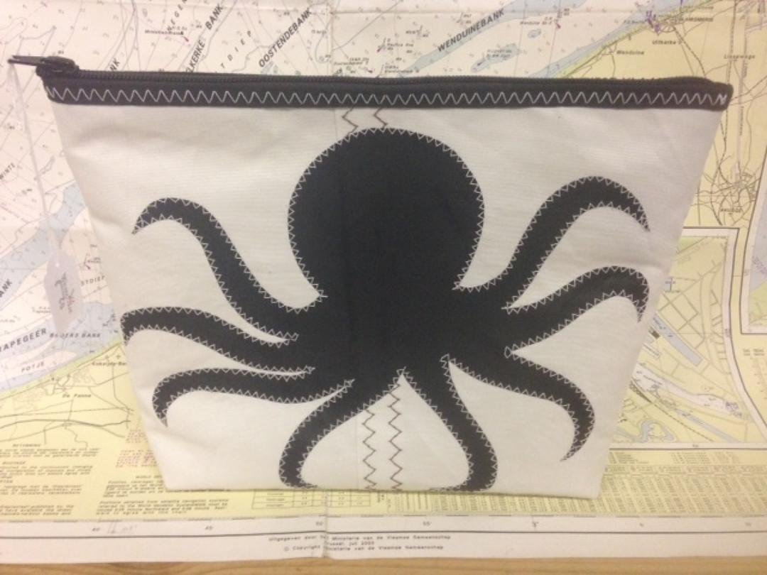 Toiletas Octopus Groot - Shopping De Panne