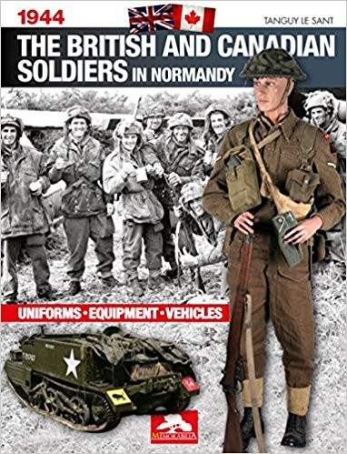 The British and Canadian soldiers in Normandy - Shopping De Panne