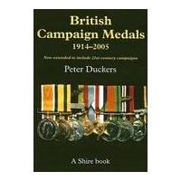 British campaign medals 1914-2005 - Shopping De Panne