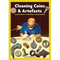 Cleaning coins and artefacts - Shopping De Panne