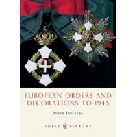 European orders and decorations - Shopping De Panne