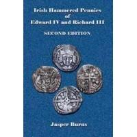 Irish Hammered Pennies, Edward IV and Richard III - Shopping De Panne