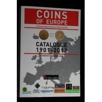 Coins of Europe 1901-2012 - Shopping De Panne