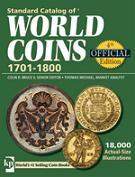 Krause World Coins 1701-1800 - Shopping De Panne