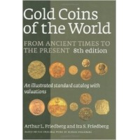 Gold Coins of the world 8th ed. - Shopping De Panne