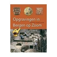 Opgravingen in Bergen op Zoom - Shopping De Panne