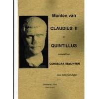 Munten van Claudius II en Quintillus - Shopping De Panne