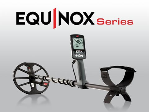 Minelab Equinox 800 - Shopping De Panne