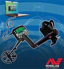 Minelab E-Trac - Shopping De Panne