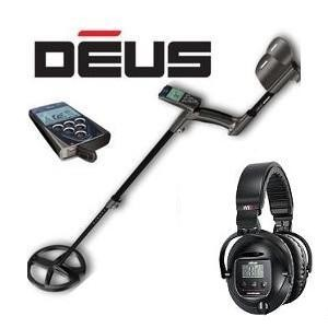 XP DEUS ellipt.HF RC WS4 - Shopping De Panne