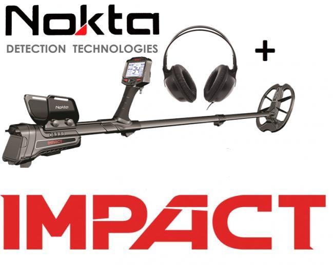 Nokta Impact + Wireless hoofdtelefoon - Shopping De Panne