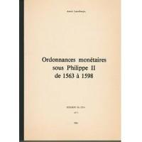 Ordonnances monétaires sous Philippe II - Shopping De Panne