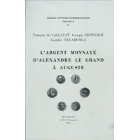 L'argent monnayé d'alexandre le Grand a Auguste - Shopping De Panne