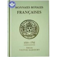 Monnaies Royales 1610-1792 (Gadoury) - Shopping De Panne