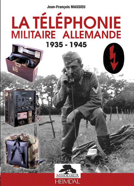 La téléphone militaire Allemande - Shopping De Panne