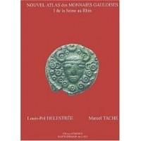 Nouvel Atlas des Monnaies Gauloises I - Shopping De Panne
