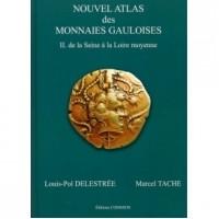 Nouvel Atlas des Monnaies Gauloises II - Shopping De Panne