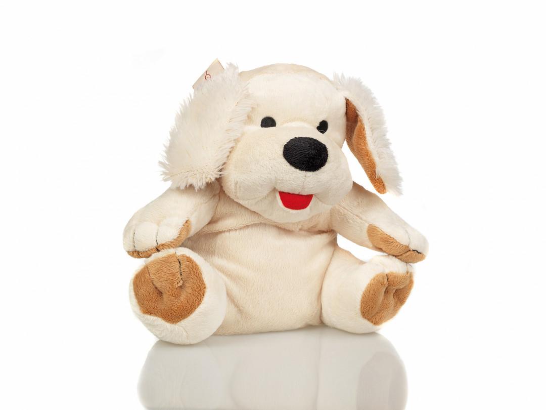 Kersenpitkussen cherry belly hond - Shopping De Panne