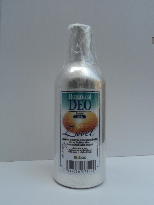 Deodorant Zwoel (125ml) - Shopping De Panne
