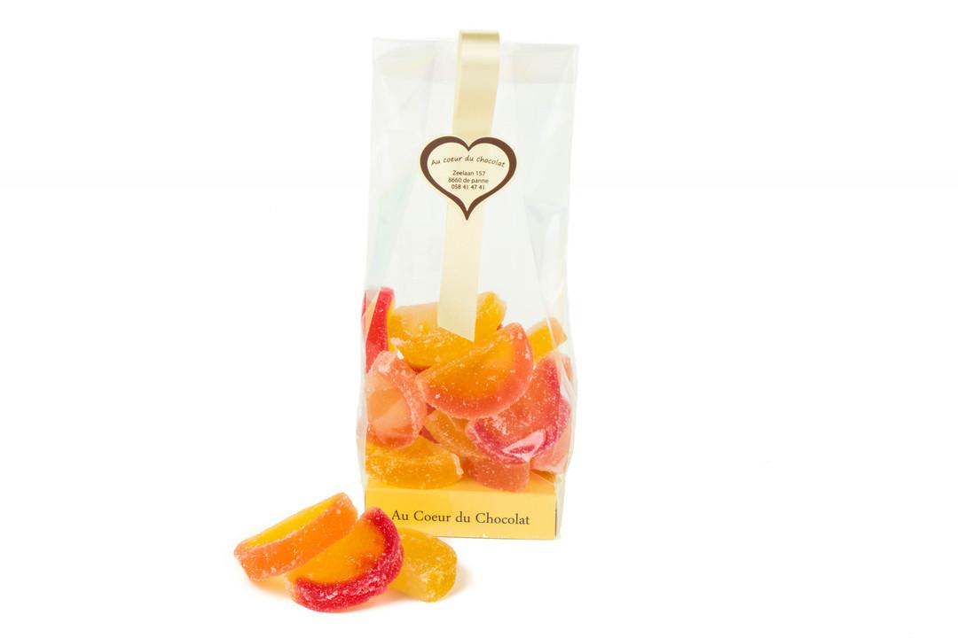 Agarschijfjes 250 gram - Shopping De Panne